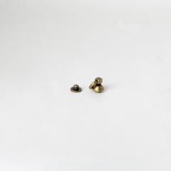 螺絲吊耳 古銅色 圓座9mm 不二價