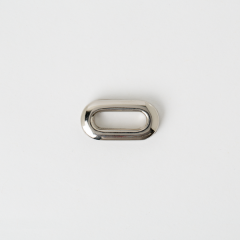 臺製KL皮包環釦 銀色 2入不二價