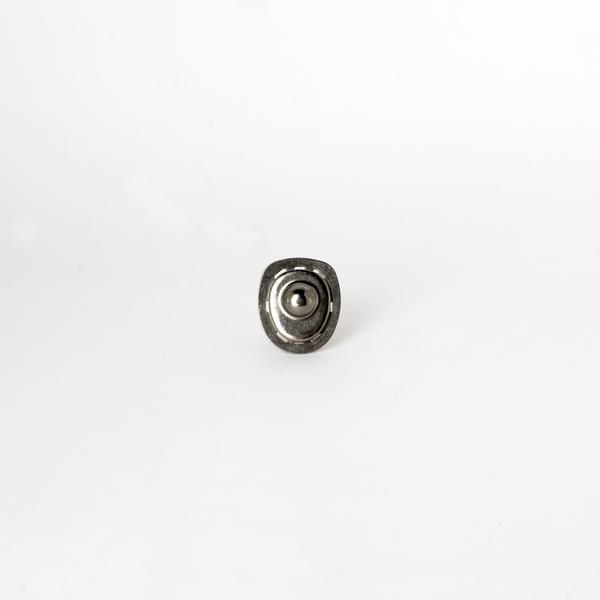 進口龜銅壓釦 銅色 23x20mm
