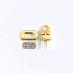 Long Bag Clasp Gold 30X25mm Fix Price