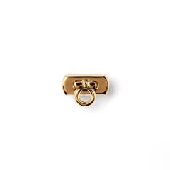 日製轉釦 金色 30*13mm