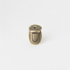 小插鎖 銅色 22x35mm
