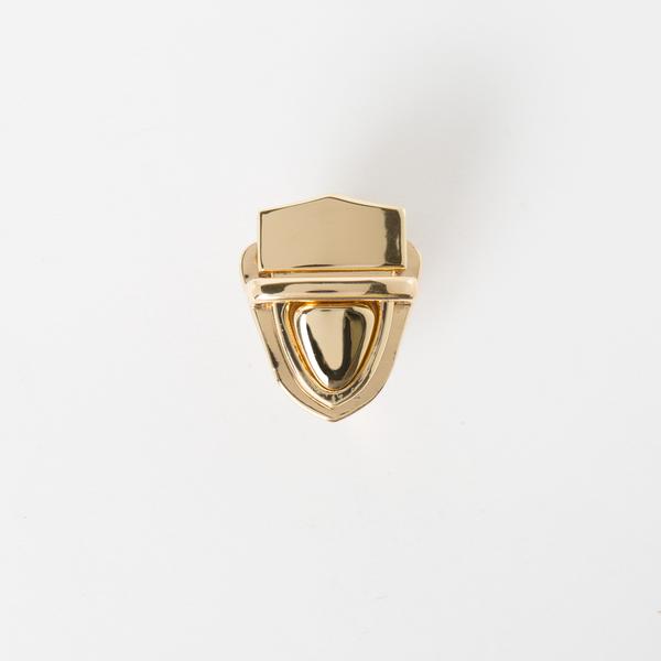 小插鎖釦 金色32x23mm