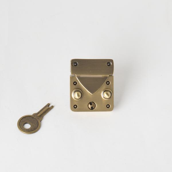 小凱莉方鎖釦 銅色 35x30mm