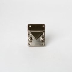 小凱莉方鎖釦 銀色 35x30mm