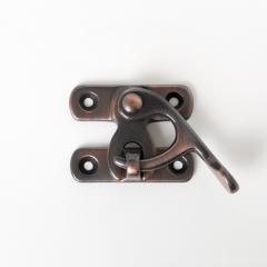 日製鎖釦 紅銅色 46x35mm