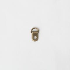 半圓鉤 銅色 8mm 2入
