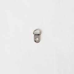 半圓鉤 銀色8mm 2入