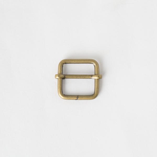 活動日型帶環 銅色 1.8cm 2個