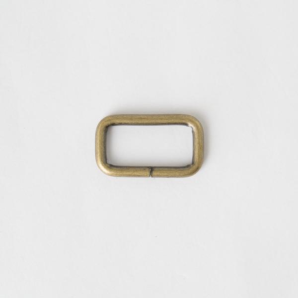 長方提耳 銅色 2.5cm 4個
