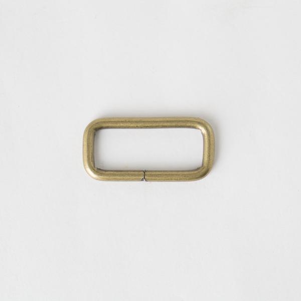 長方提耳 銅色 3cm 4個