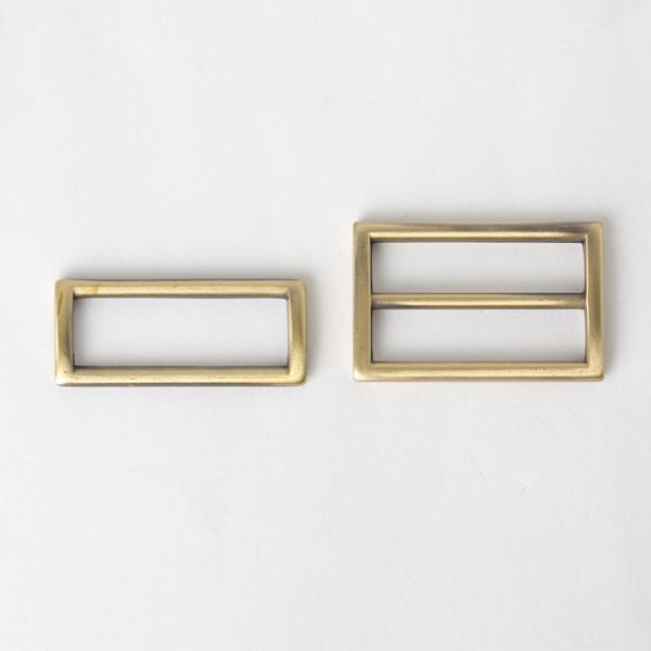日型帶環組 銅色 40mm 2件式