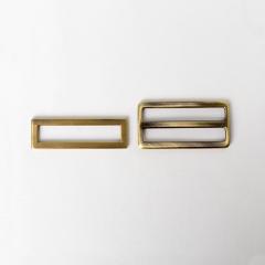 日型帶環組 銅色 50mm 2件式