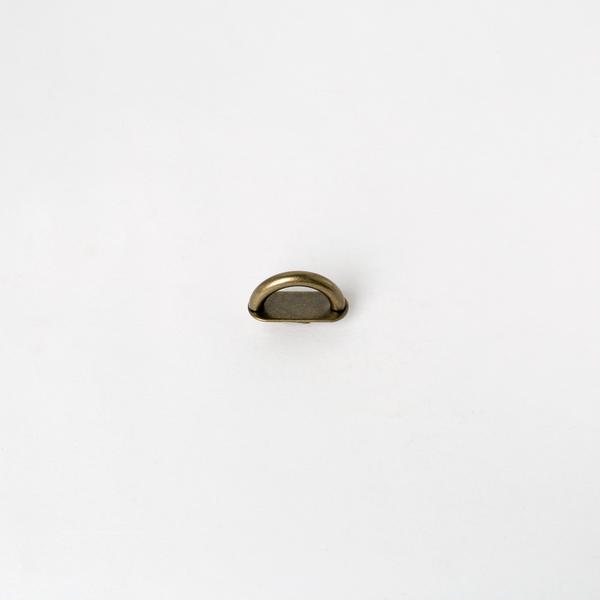 皮帶插耳 銅色 15mm 1個