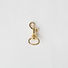 活動鉤 金色 1.3cm 2個