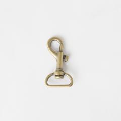 活動鉤 銅色 2cm 2個