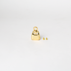 Tassel Charm Gold Fixed Price