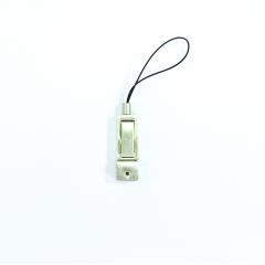 手機吊飾 銅色 F220