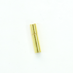 項鍊.手鍊釦 2.5mmX16mm 金色 5入