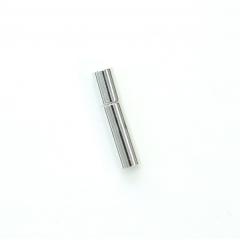 項鍊.手鍊釦 2.5mmX16mm 銀色 5入