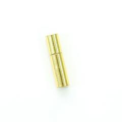 項鍊.手鍊釦 3mmX17mm 金色 5入