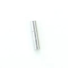 項鍊.手鍊釦 3mmX17mm 銀色 5入