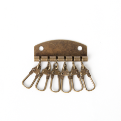 Key Ring Brass