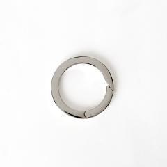 高級匙圈 銀色 2.9cm