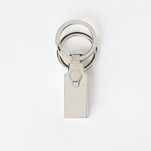 Key Ring Nickel 1.5cm