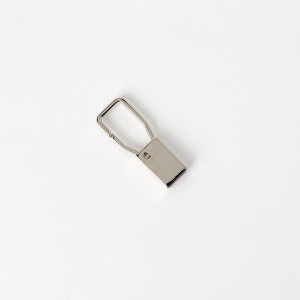 高級鑰匙釦 銀色 C9