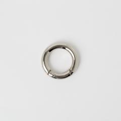 Key Ring Nickel 18mm