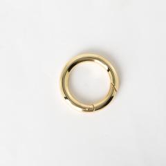 Key Ring Gold 25mm
