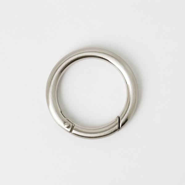 鑰匙圈 銀色 35mm