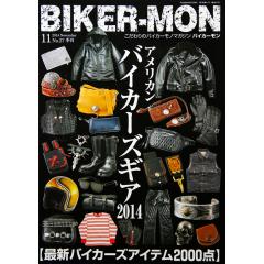 BIKER-MON.27 美國騎士配件