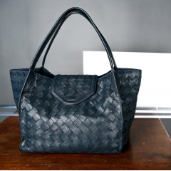 Leather Work Course – Braided Tote Bag