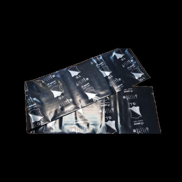 黑色塑膠袋 中 30x160cm