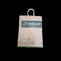 印地安紙提袋 中 27x32x11cm
